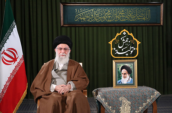 The following is the full text of the message issued on March 20, 2020, by Ayatollah Khamenei, the Supreme Leader of the Islamic Revolution, on the occasion of Nowruz, the Iranian New Year.